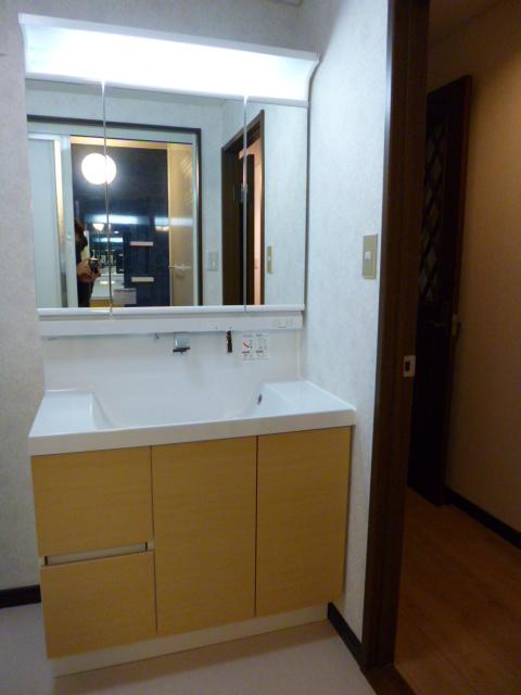 三重県 名張市 O様邸 洗面室リフォーム施工事例写真
