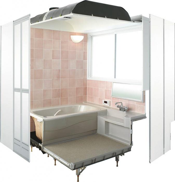 奈良県 生駒市 N様 浴室リフォーム施工事例写真