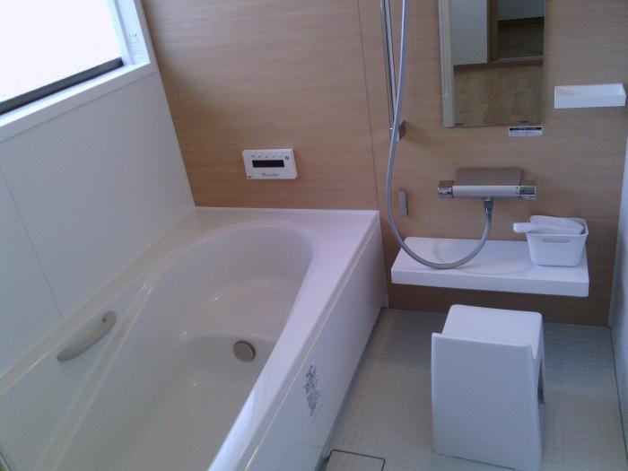 奈良県 奈良市 N様邸 浴室・洗面台・トイレリフォーム施工事例写真