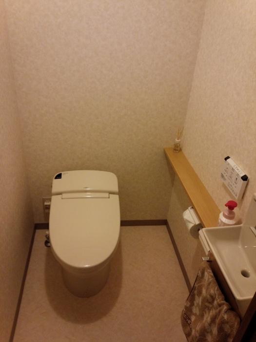 奈良県 奈良市 N様邸 トイレリフォーム施工事例