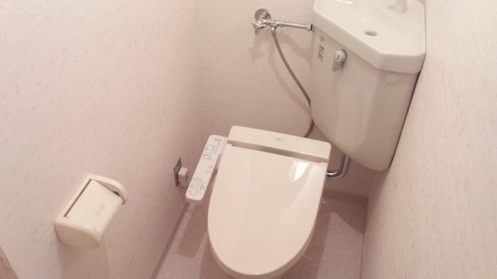 奈良市 I様邸 トイレ改修工事施工事例写真